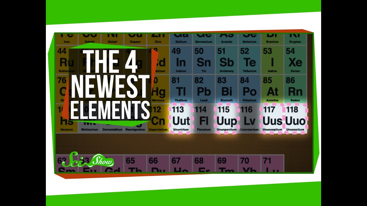 meet the elements video