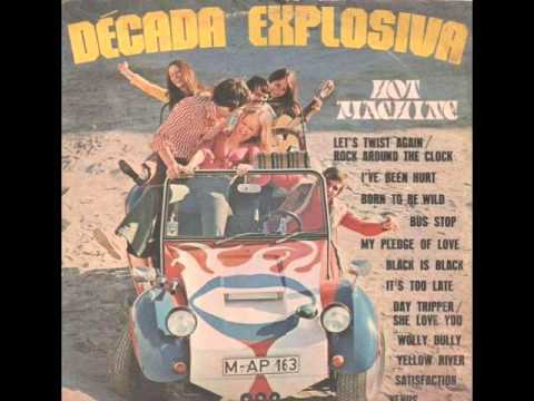gratis cd de decada explosiva hot machine