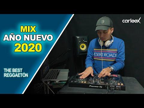 MIX AÑO NUEVO 2020 – Reggaetón – DJ CARLEEX