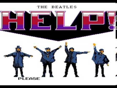 The Beatles - HELP! NES 8bit style