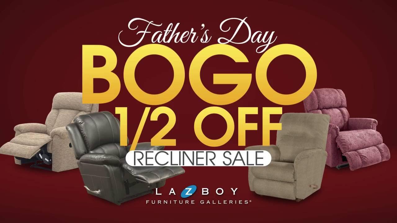 La Z Boy Furniture Galleries   Fatheru0027s Day BOGO Sale