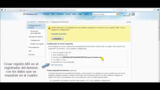 Como crear cuenta de correo con dominio propio gratis