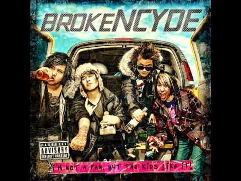 Brokencyde Get Up (ft Daddy X of KMK)  [New Album]