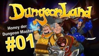 Dungeonland #01 - Des Meisters Befehl ist des Helden Pein