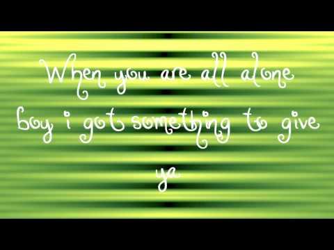 Taio Cruz ft. Ke$ha - Dirty Picture [Lyrics on screen]