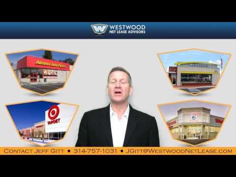 NNN Properties For Sale by Westwood Net Lease Advisors