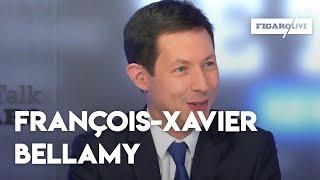 Le Talk de FX Bellamy: «Le gouvernement est défaillant pour maintenir et rétablir l'ordre»