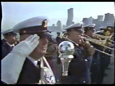 Independence Day 1992 - Coast Guard Band - Today Show 40th Anniversary