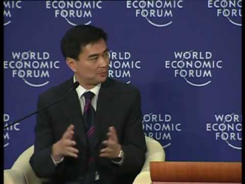Vietnam 2010 - Abhisit Vejjajiva