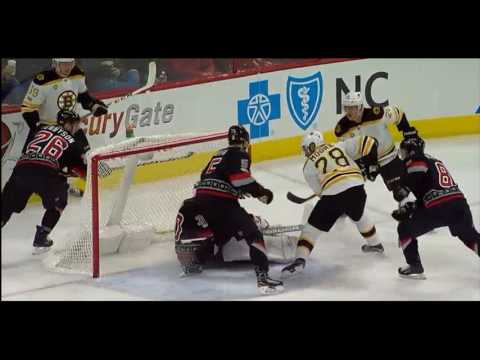 BOSTON BRUINS vs CAROLINA HURRICANES (Jan 8)