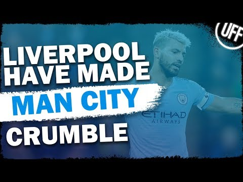 Liverpool Have Made Man City Crumble! Liverpool MUST Win It!