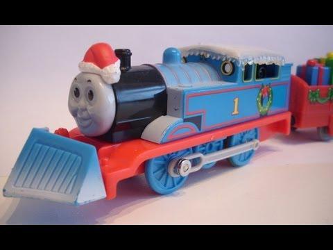 Thomas The Train Christmas Set.Repeat Christmas Holiday Thomas The Train Delivery