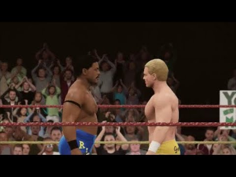 ECW Hardcore TV Episode 17 October 1994 (WWE 2K17 Universe)