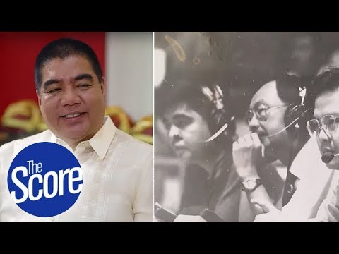 Comm. Willie Marcial: From Stats Guy To PBA Commissioner | The Score