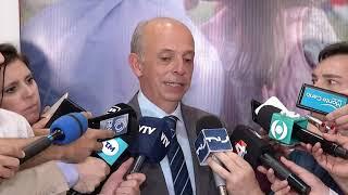 """Javier García destacó la necesidad de """"vincular la defensa con la seguridad"""""""