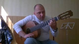 Уроки гитары.Прелюдия-М.Каркасси.2 часть