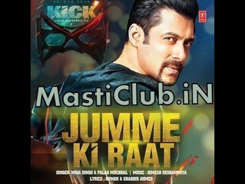 Kick Jumme Ki Raat Video Song   Salman Khan   [MastiClub.iN]  720p