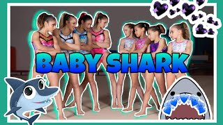 BABY SHARK CHALLENGE CENTRO SPORT BOLLATE Artistic Gymnastics