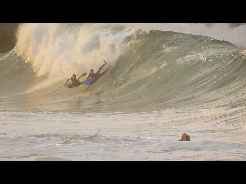 The Wedge   July 9th   2017 (RAW FOOTAGE)