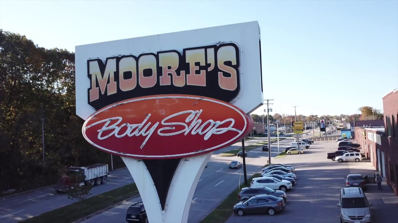 Auto Body Repair Baltimore MD ( Maryland ) Moore's Body Shop