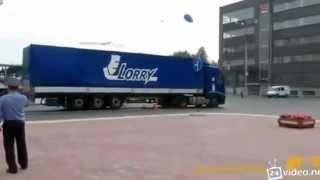видео грузовые перевозки