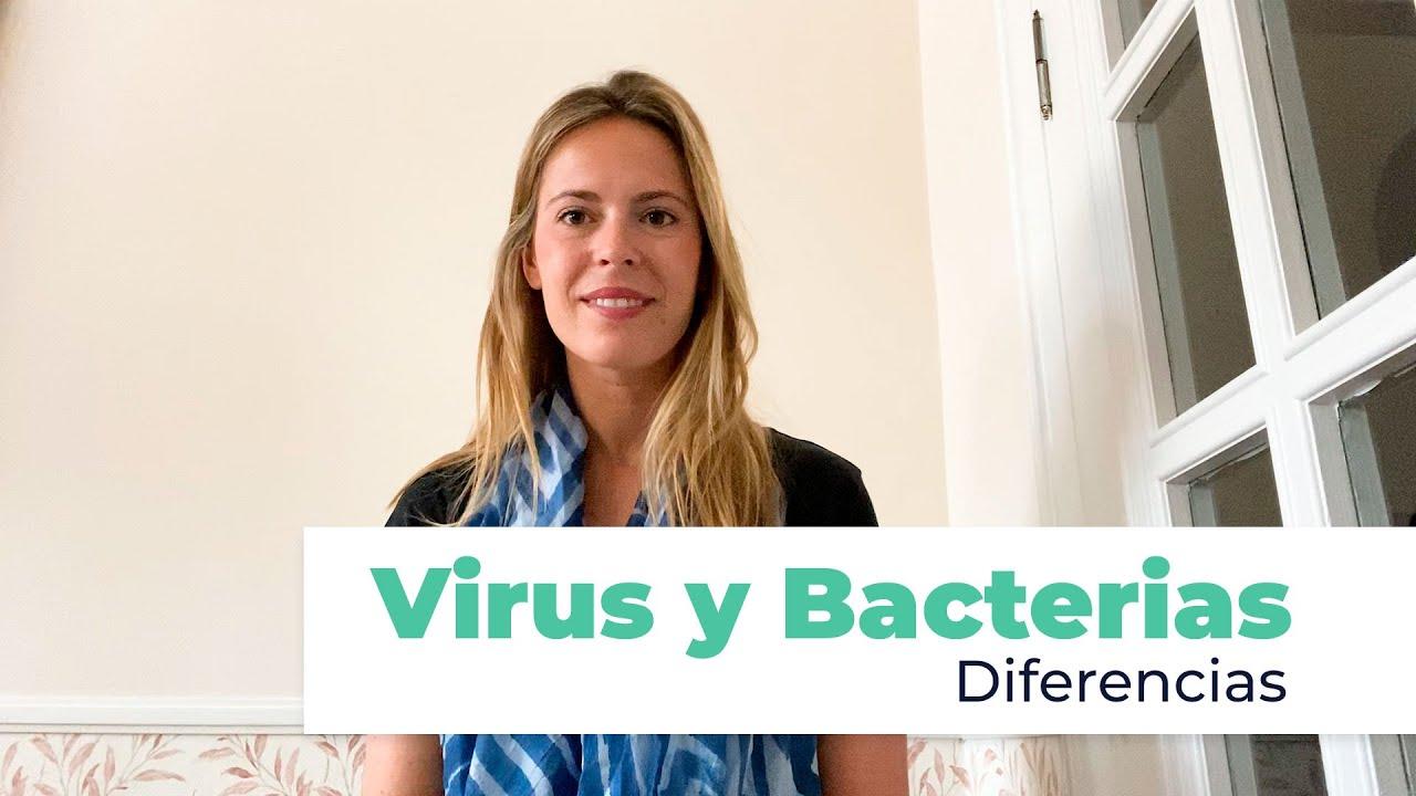 Download Diferencia entre VIRUS y BACTERIAS🧐