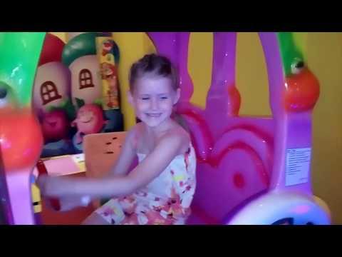 Детский развлекательный центр - Горки, Батуты, Тарзанка, Аттракционы и игровые автоматы!