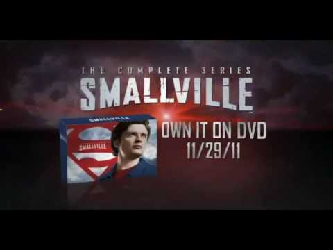 SMALLVILLE: THE COMPLETE SERIES TRAILER