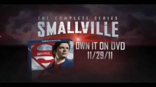 SMALLVILLE: THE COMPLETE SERIES TRAILER