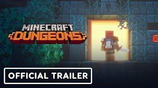 Minecraft Dungeons Gameplay Trailer - E3 2019
