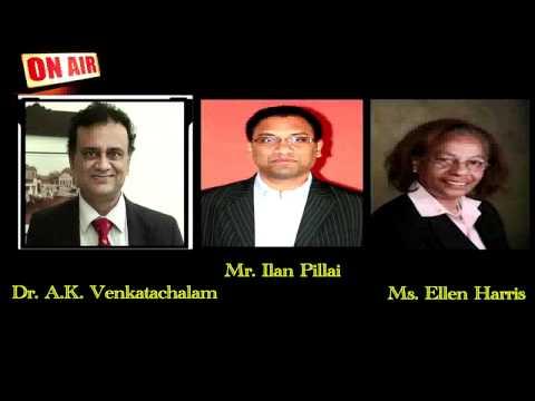 Dr.Venkatachalam talks to Medical tourism platform, iElixir- Part 1