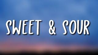 Jawsh 685 - Sweet & Sour (Lyrics) Feat. Lauv & Tyga