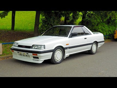 1988 Skyline Turbo R31 Coupe (Malaysia Import) Japan Auction Purchase Review