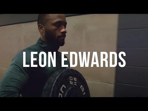 UFC LONDON - TYRON WOODLEY Vs LEON EDWARDS - PRE FIGHT FILM W/LEON.