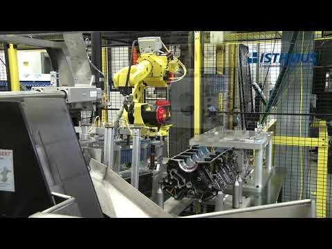 Custom Material Handling And System Integration