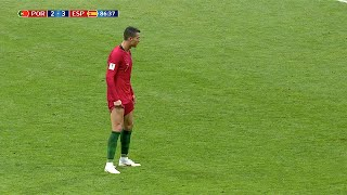 Quella Volta che Cristiano Ronaldo ha Sfidato DA SOLO la Spagna 😎