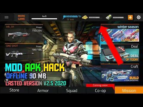 Strike Back Elite Force - Fps | Mod Apk Hack | Unlimited All Items | Lasted Version Hack V2.5 2020