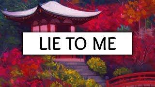 steve aoki ‒ lie to me lyrics ft ina wroldsen