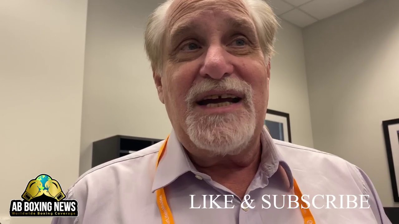 """Download Al Bernstein reacts to Anthony Joshua UD decision over Andy Ruiz """" Ruiz only won 2 rounds """""""