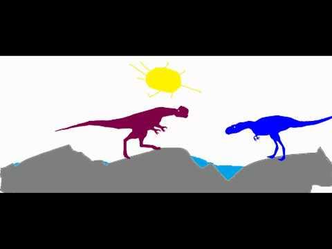 pckg-monolophosaurus vs alectrosaurus (round 1 match 22)