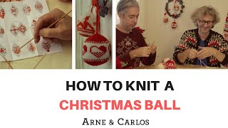 How to make your own Christmas Balls - by ARNE & CARLOS