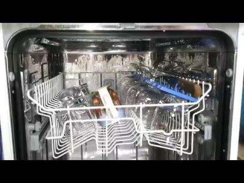 Как пользоваться посудомоечной машиной индезит