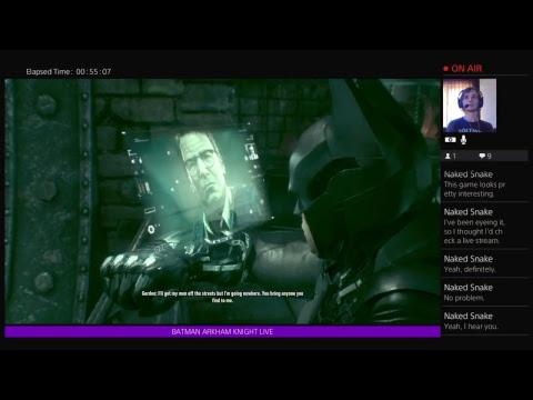 NED-669 & Batman Arkham Knight Live Ep.2
