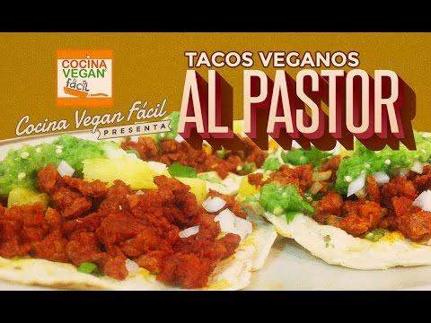 Tacos veganos al pastor cocina vegan f cil reeditado for Cocinar facil