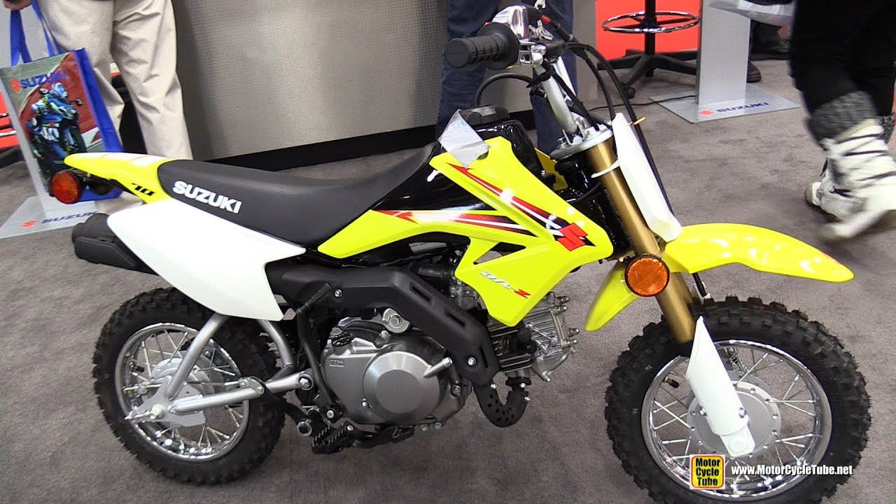 2015 suzuki dr z70 mini cross bike walkaround 2015. Black Bedroom Furniture Sets. Home Design Ideas