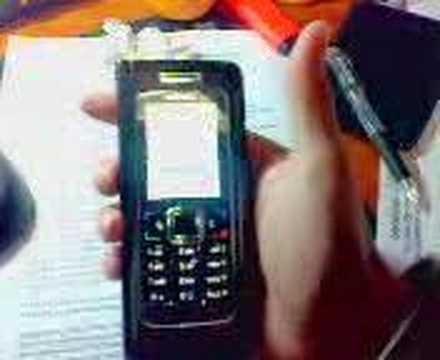 nokia e90 can not startup without SIM card part2