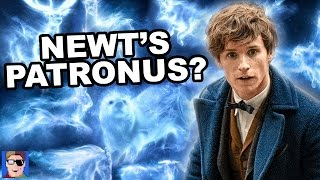 Harry Potter Theory: Newt's Patronus