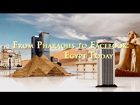 From Pharaohs to Facebook: Egypt Today - Full Episode