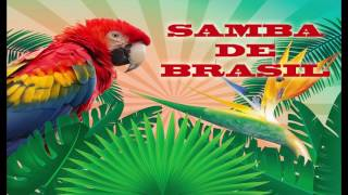 SAMBA DE BRASIL - brazilian samba music instruments