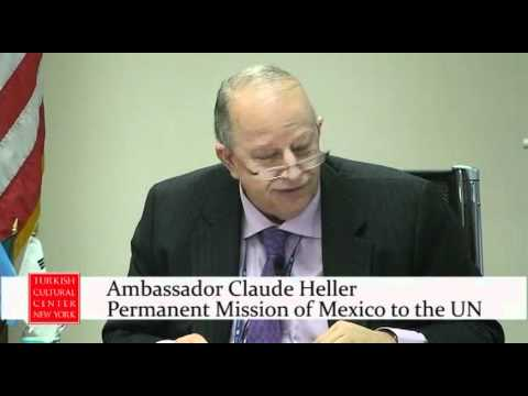 Ambassador's Series - 1 How Can Global Economy Contribute to the Global Peace?